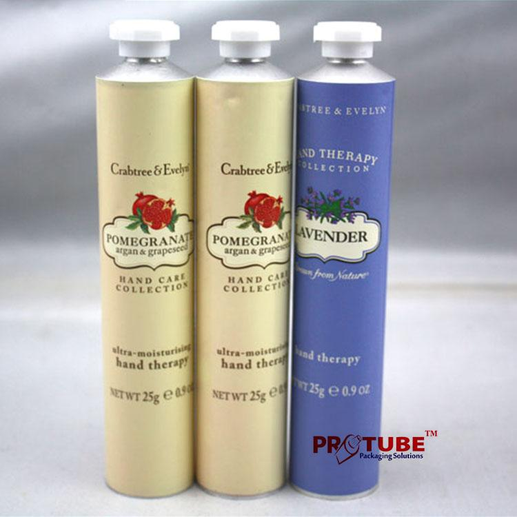 eco-friendly hand cream cosmetic tube packaging 1