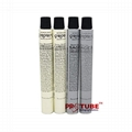 Empty cosmetic aluminum packaging tube for hand cream 5