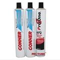 Wholesale long nozzle aluminum adhesive tube 2