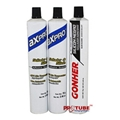 Wholesale long nozzle aluminum adhesive tube 3