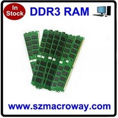 Full compatible 256mb*8 16chips desktop ram ddr3 4gb 1333 mhz ram ddr3 1333
