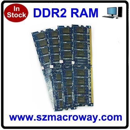 RAM 2GB DDR2 8BIT FOR INTEL CHIPSET cheap desktop 4gb ddr2 ram 1