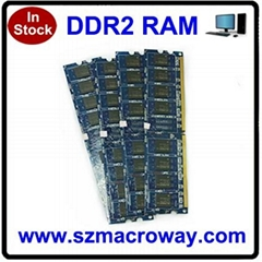 RAM 2GB DDR2 8BIT FOR INTEL CHIPSET cheap desktop 4gb ddr2 ram