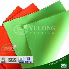 EN11612 flame retardant cotton fabric with THPC