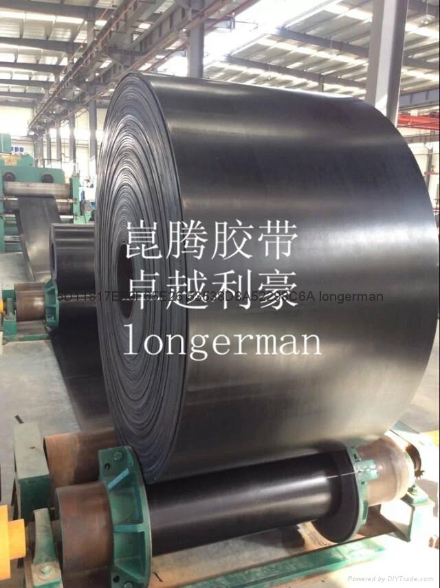 High-tenacity conveyor belts 2