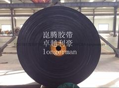 山東青州日升昌輸送帶滿足各行業物料輸送需求