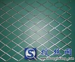 专业生产2×20m镀锌钢板网