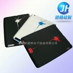 批量生产手机防摔硅胶套