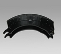 Heavy duty truck brake shoe 4515 America