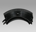Heavy duty truck brake shoe 4551America