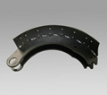 Heavy duty truck brake shoe 4515E