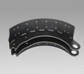 Heavy duty truck brake shoe 4551E