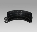 Heavy duty truck brake shoe 4515EW