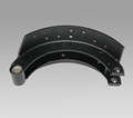 Benz heavy duty truck brake shoe Z-160