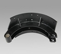Benz heavy duty truck brake shoe Z-220