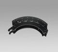 Heavy duty truck brake shoe 4707 America