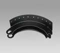 Heavy duty truck brake shoe T-8235