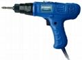 Electric screwdriver pistol type