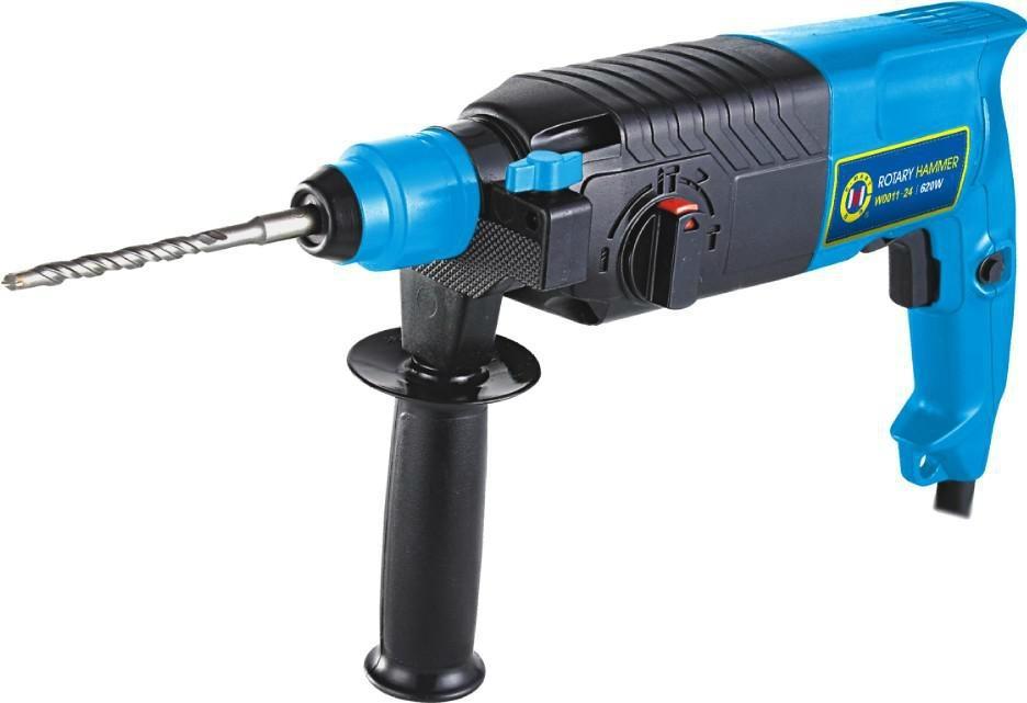 Hammer Drill 1