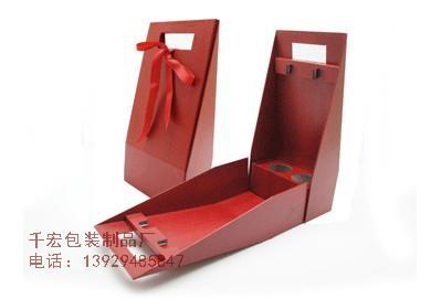 精美紅酒盒 2