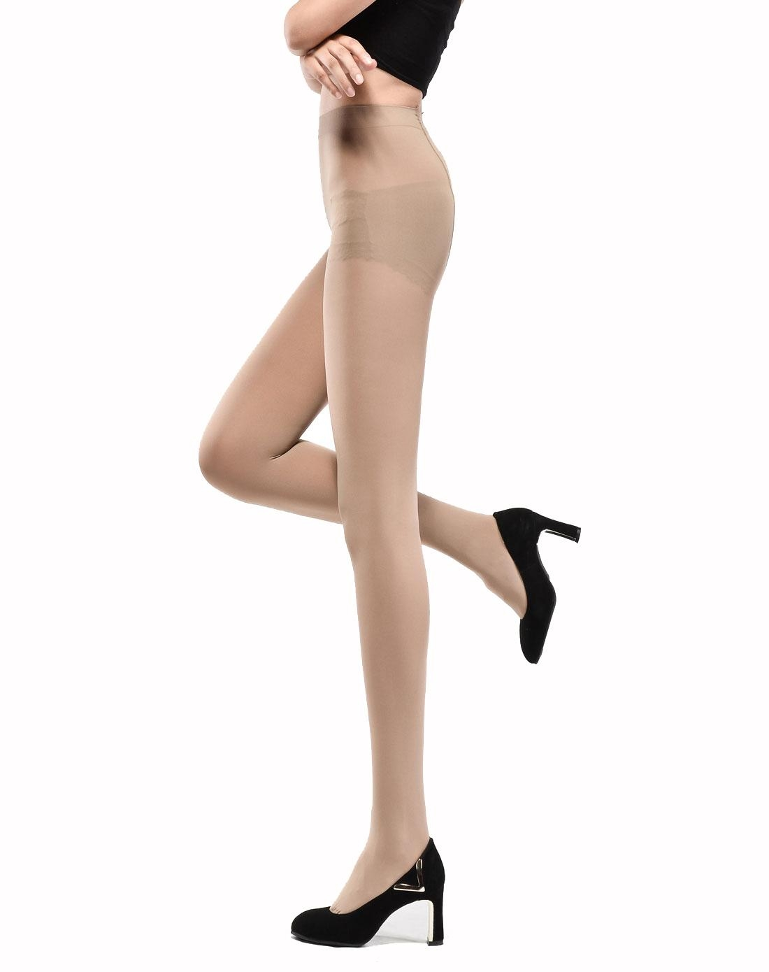 Anti-off Silk Pantyhose Sexy Women Seamless Pantyhose 2