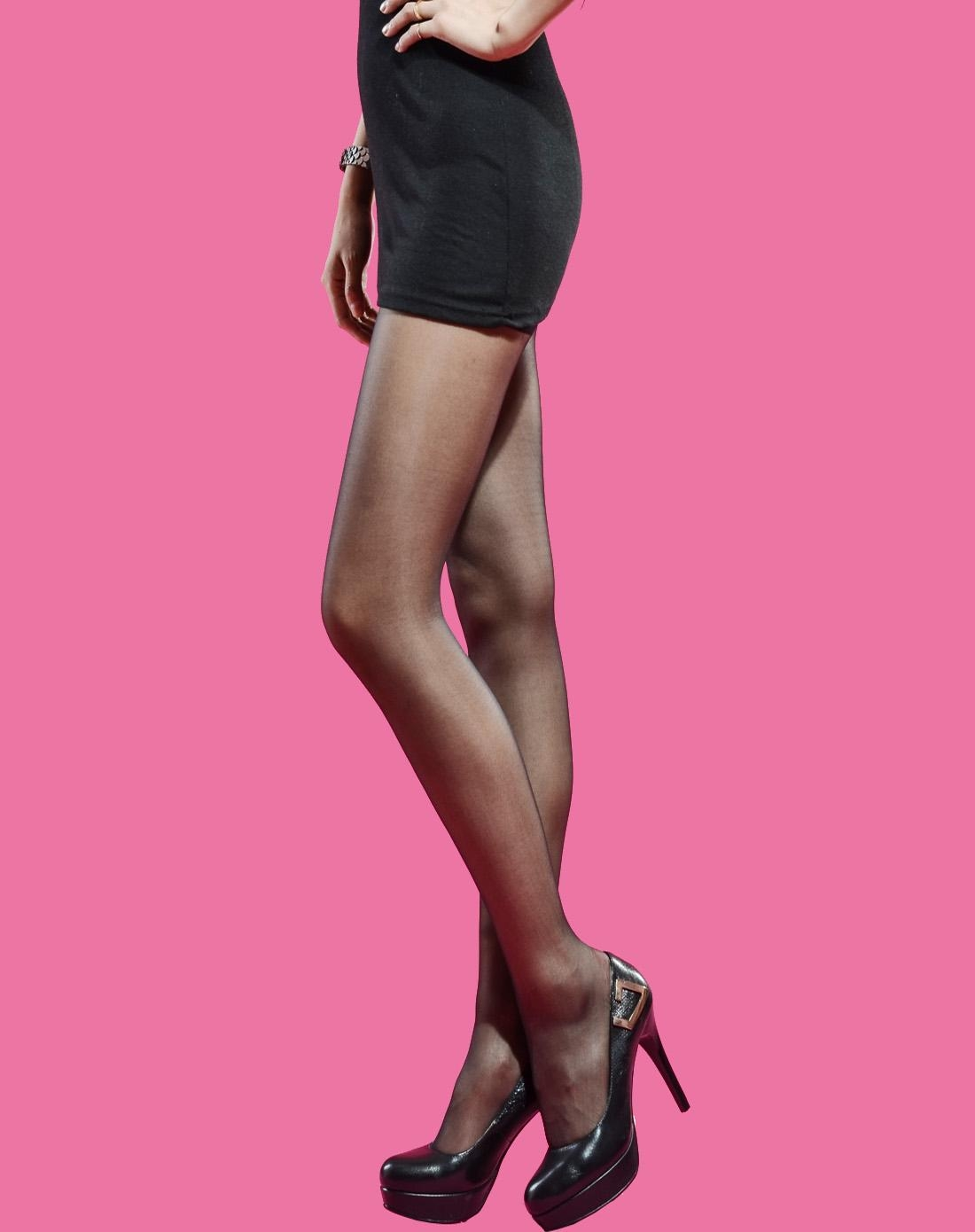 12D  超薄无缝二代连裤袜 4