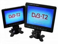 专业车载移动DVB-T2(电视)