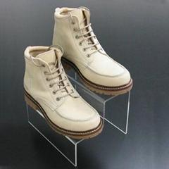 鞋类亚克力展示架