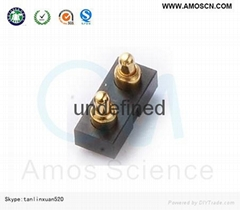 2.54mm Pitch Pogo Pin connector for Sale