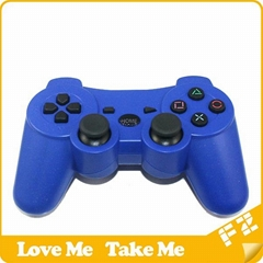 Six axis dual vabration Game Controller for PS3 with Bluetooth