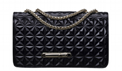 Euramerican stylish link chain bag shoulder bag
