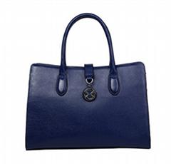 Genuine leather tote bag fashion handbag