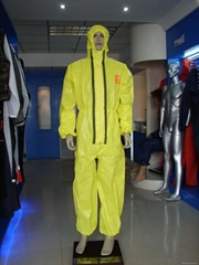 type 3456 protective clothing disposable coveralls