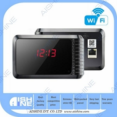 HOT WIFI/IP Table Clock Camera