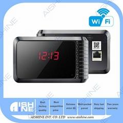 HOT WIFI/IP Table Clock Camera