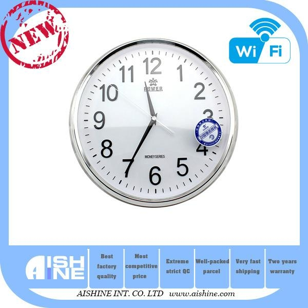 WIFI Wall Clock Camera 2