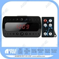 HD 1080P Night Vision Table Clock Camera