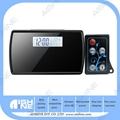 HD 720P H.264 LCD Table Clock Camera