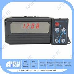 HD 720P Nanny Table Clock Camera