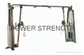 Hoist Cable Crossover machine/Dual Pulley machine