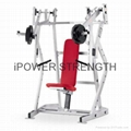 Iso-Lateral Bench Press/Hammer strength