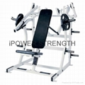 Iso-Lateral Super Incline Press/Super incline Press/Hammer strength