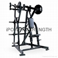 Iso-Lateral Low Row/Low Row machine/Hammer strength