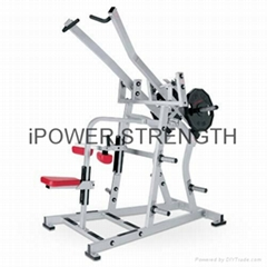 Iso-Lateral Wide Pulldown/Wide Pulldown machine/Lat pull machine/HAMMER STRENGTH