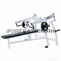Iso Leteral Horizontal bench press-Hammer strength