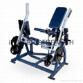 Iso-Lateral Leg Extension/Leg Extension/Seated Leg extension/Hammer strength
