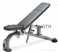 Startrac Multi Adjustable Bench/Incline Flat bench/Startrac instinct