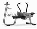 Startrac Abdominal Crunch/Crunch machine/Startrac