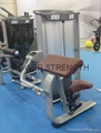 Bicep Curl machine/Arm curl machine-Gym equipment/Inotec fitness/Torque fitness 8