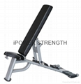 Flat Incline Bench,E31 Flat-Incline bench,Inotec fitness